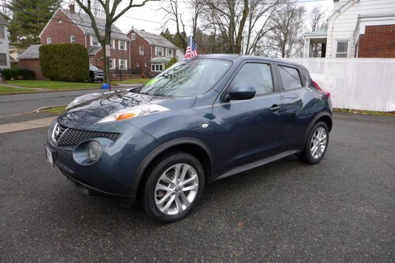 2013 Nissan JUKE for sale at FBN Auto Sales & Service in Highland Park NJ