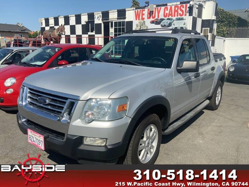 2010 Ford Explorer Sport Trac for sale at BaySide Auto in Wilmington CA