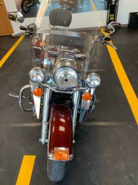2008 Harley Davidson Road King for sale at Mulder Auto Tire and Lube in Orange City IA
