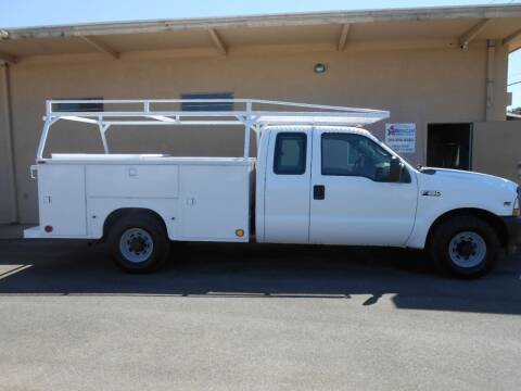 2004 Ford F-350 Super Duty for sale at Armstrong Truck Center in Oakdale CA