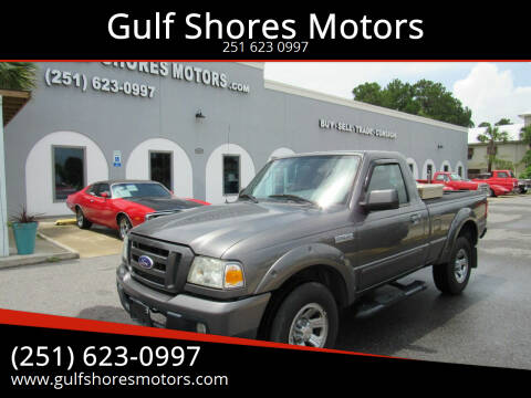 2006 Ford Ranger for sale at Gulf Shores Motors in Gulf Shores AL