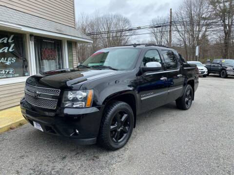 2012 Chevrolet Avalanche for sale at Real Deal Auto Sales in Auburn ME