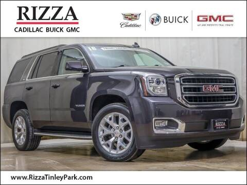 2016 GMC Yukon for sale at Rizza Buick GMC Cadillac in Tinley Park IL