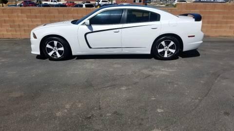 2012 Dodge Charger for sale at Ryan Richardson Motor Company in Alamogordo NM