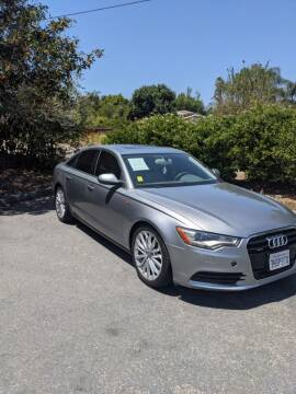 2012 Audi A6 for sale at North Coast Auto Group in Fallbrook CA