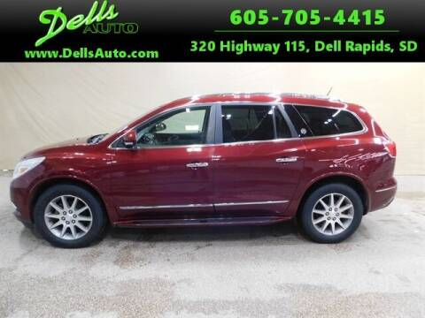 2016 Buick Enclave for sale at Dells Auto in Dell Rapids SD
