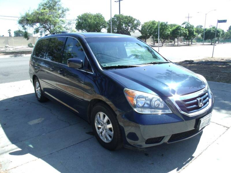 2010 Honda Odyssey for sale at Hollywood Auto Brokers in Los Angeles CA