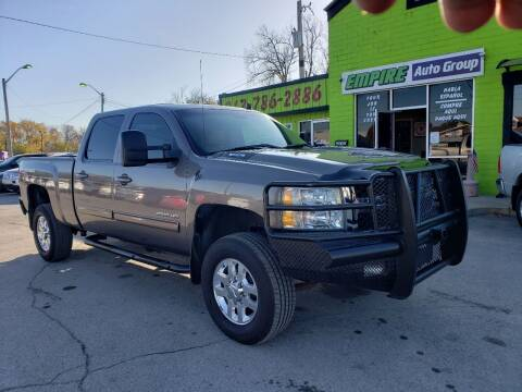 2013 Chevrolet Silverado 2500HD for sale at Empire Auto Group in Indianapolis IN