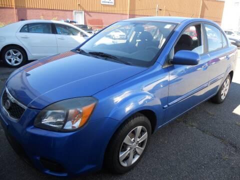 2011 Hyundai Sonata for sale at LYNN MOTOR SALES in Lynn MA