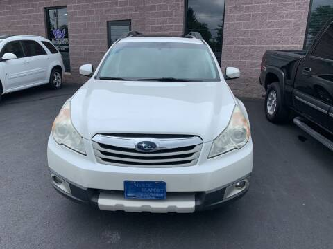 2011 Subaru Outback for sale at 924 Auto Corp in Sheppton PA