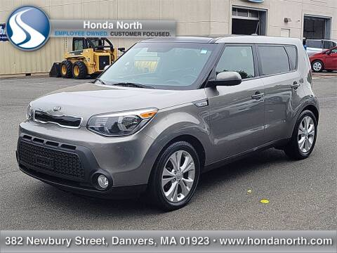 2015 Kia Soul for sale at 1 North Preowned in Danvers MA
