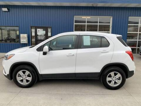2018 Chevrolet Trax for sale at Twin City Motors in Grand Forks ND