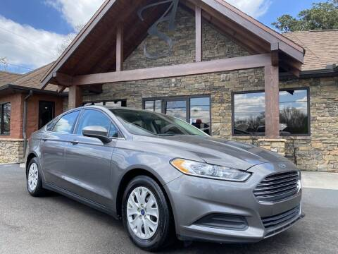 2014 Ford Fusion for sale at Auto Solutions in Maryville TN