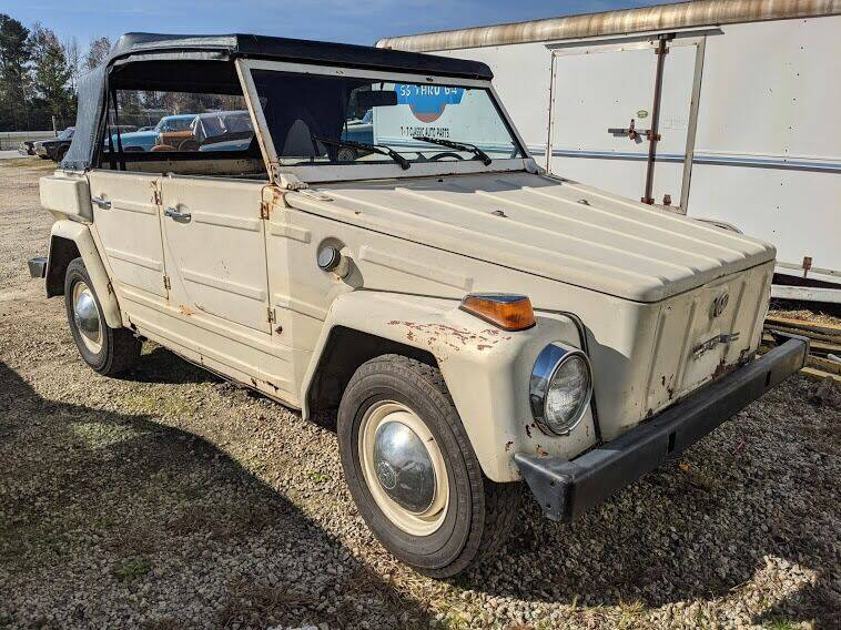 1974 Volkswagen Thing for sale at Classic Cars of South Carolina in Gray Court SC