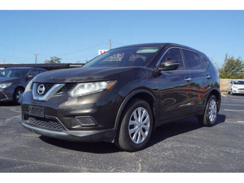 2015 Nissan Rogue for sale at Monthly Auto Sales in Fort Worth TX
