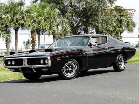 1971 Dodge Charger for sale at SURVIVOR CLASSIC CAR SERVICES in Palmetto FL