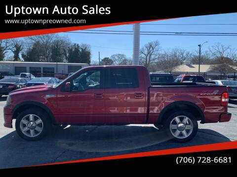 2007 Ford F-150 for sale at Uptown Auto Sales in Rome GA