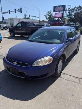 2007 Chevrolet Impala for sale at Corridor Motors in Cedar Rapids IA