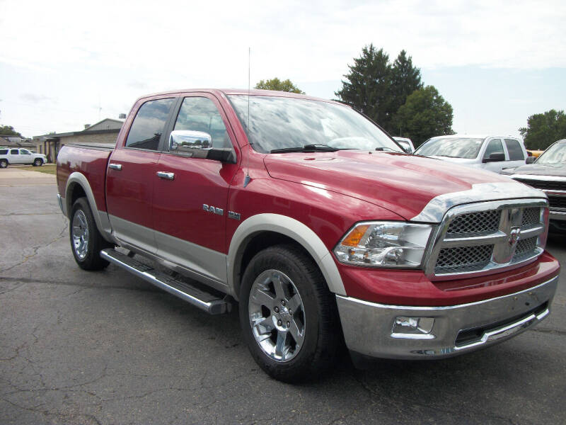 2010 Dodge Ram Pickup 1500 for sale at USED CAR FACTORY in Janesville WI