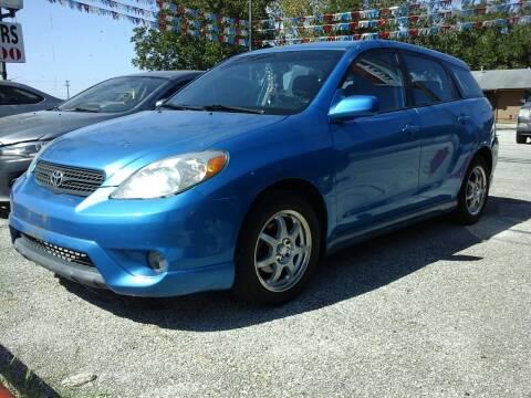 2008 Toyota Matrix for sale at John 3:16 Motors in San Antonio TX