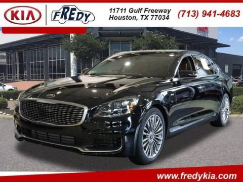 2019 Kia K900 for sale at FREDYS CARS FOR LESS in Houston TX