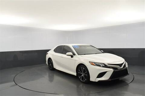 2018 Toyota Camry for sale at Tim Short Auto Mall 2 in Corbin KY