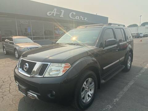 2008 Nissan Pathfinder for sale at A1 Carz, Inc in Sacramento CA