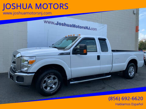 2016 Ford F-350 Super Duty for sale at JOSHUA MOTORS in Vineland NJ