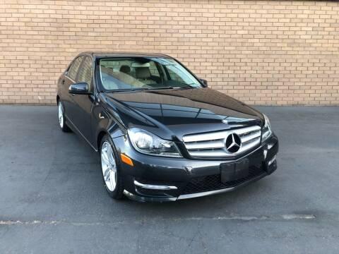 2013 Mercedes-Benz C-Class for sale at MK Motors in Sacramento CA