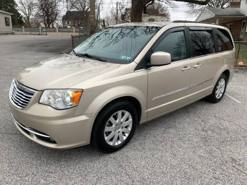 2014 Chrysler Town and Country for sale at On The Circuit Cars & Trucks in York PA