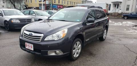 2012 Subaru Outback for sale at Union Street Auto in Manchester NH
