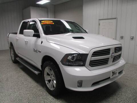 2016 RAM Ram Pickup 1500 for sale at LaFleur Auto Sales in North Sioux City SD