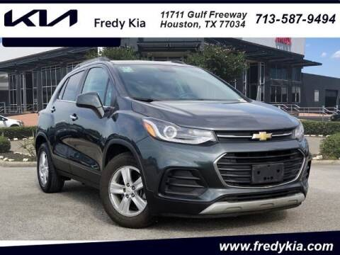 2018 Chevrolet Trax for sale at FREDY USED CAR SALES in Houston TX
