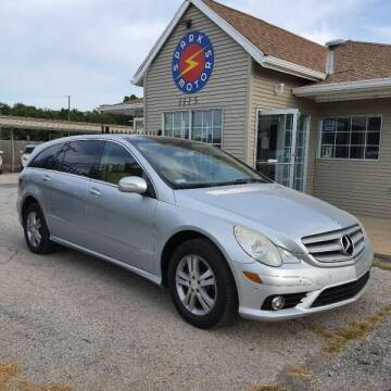 2008 Mercedes-Benz R-Class for sale at Spark Motors in Kansas City MO