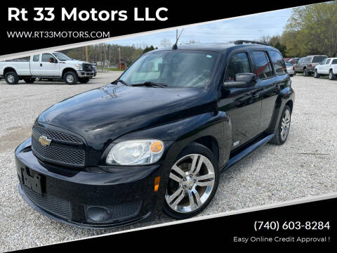 2008 Chevrolet HHR for sale at Rt 33 Motors LLC in Rockbridge OH