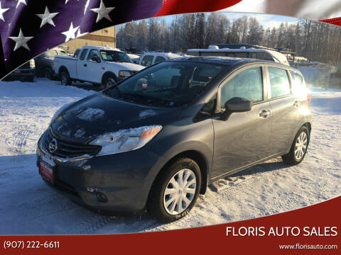 2016 Nissan Versa Note for sale at FLORIS AUTO SALES in Anchorage AK