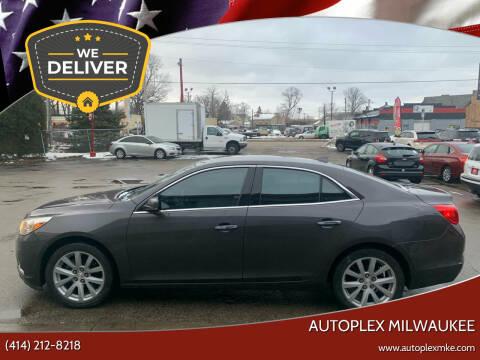 2013 Chevrolet Malibu for sale at Autoplex 3 in Milwaukee WI