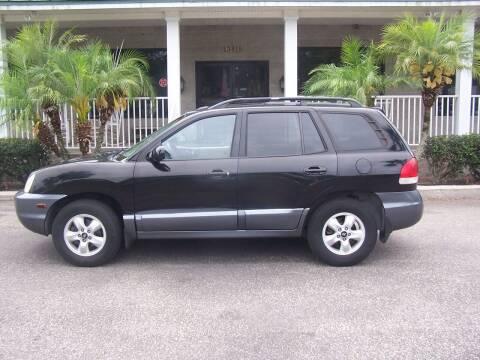 2005 Hyundai Santa Fe for sale at Thomas Auto Mart Inc in Dade City FL