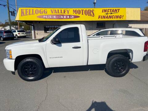 2011 Chevrolet Silverado 1500 for sale at Kellogg Valley Motors in Gravel Ridge AR