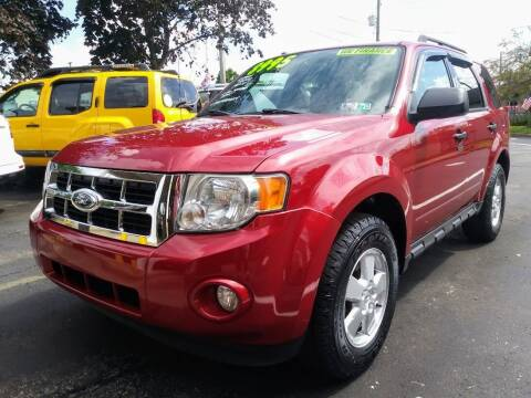 2011 Ford Escape for sale at Oak Hill Auto Sales of Wooster, LLC in Wooster OH