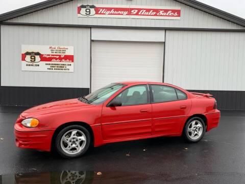 2004 Pontiac Grand Am for sale at Highway 9 Auto Sales - Visit us at usnine.com in Ponca NE