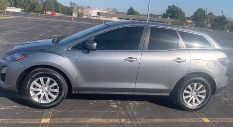 2012 Mazda CX-7 for sale at In Motion Sales LLC in Olathe KS