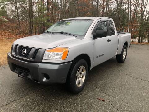 2008 Nissan Titan for sale at Yaab Motor Sales in Plaistow NH