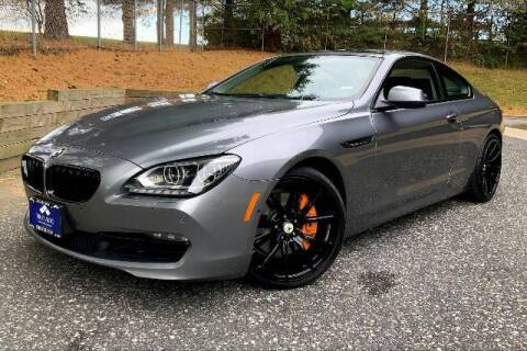 2014 BMW 6 Series for sale at TRUST AUTO in Sykesville MD