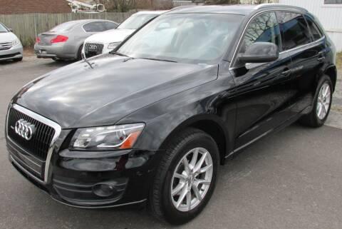 2009 Audi Q5 for sale at Express Auto Sales in Lexington KY