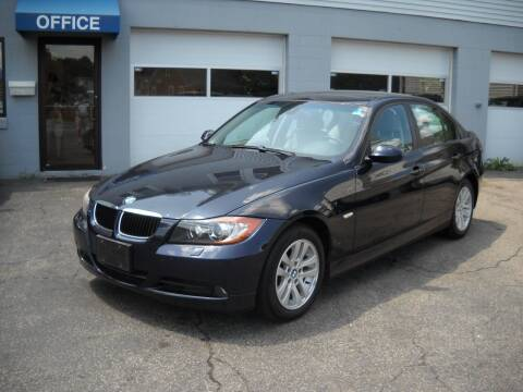2007 BMW 3 Series for sale at Best Wheels Imports in Johnston RI