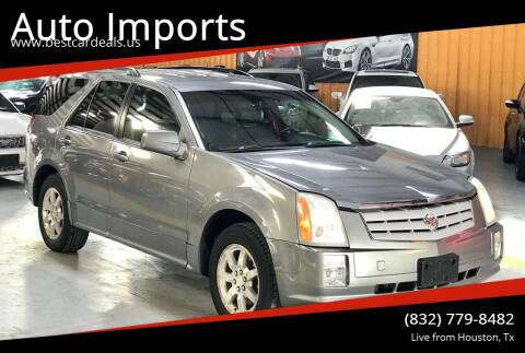 2006 Cadillac SRX for sale at Auto Imports in Houston TX