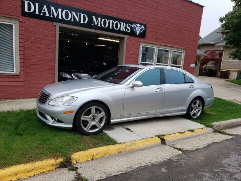 2009 Mercedes-Benz S-Class for sale at Diamond Motors in Pecatonica IL