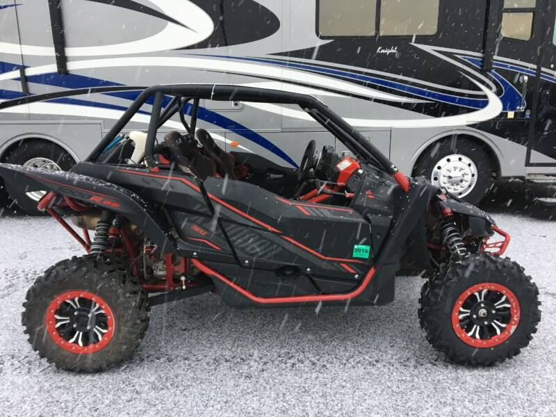 2017 Yamaha YXZ for sale at TJ's Auto in Wisconsin Rapids WI