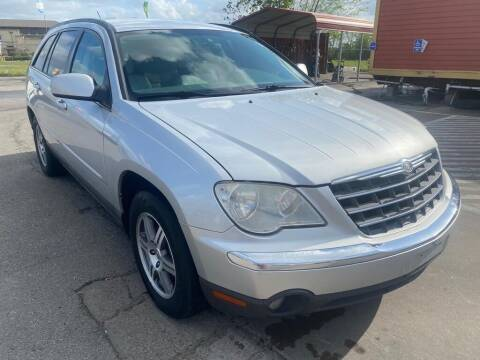 2007 Chrysler Pacifica for sale at JAVY AUTO SALES in Houston TX